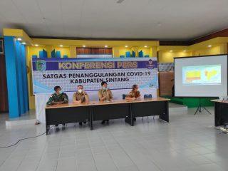 Kasus Pertama di Kabupaten Sintang, 1 Pasien Covid-19 Meninggal