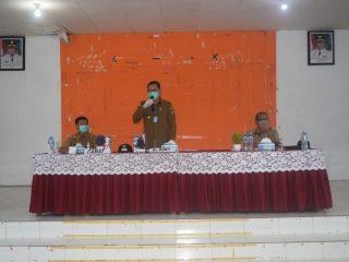 Pjs Bupati Sintang Kunker ke Kecamatan Sepauk