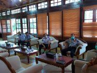 BPTD Kalbar Koordinasi Bersama Pjs Bupati Sintang Terkait Pembangunan Pelabuhan Sungai Ringin