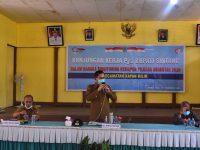Pjs Bupati Sintang Kunker Ke Kecamatan Kayan Hilir