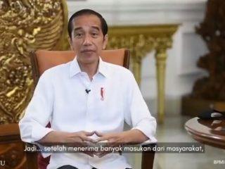 Jokowi Pastikan Masyarakat Mendapatkan Vaksin Secara Gratis