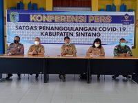 Kabupaten Sintang Masih Berada di Zona Orange Covid-19