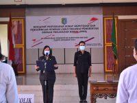 Yosepha Hasnah Hadiri Acara Pengambilan Sumpah/Janji PPPK di Pendopo Bupati Sintang