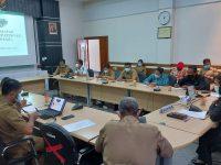 Pemkab Sintang Gelar Rapat Persiapan Pelantikan Bupati dan Wakil Bupati Terpilih