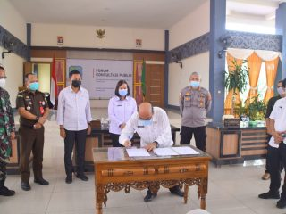 IPM Kabupaten Sintang Berada Pada 7 Besar IPM Tertinggi