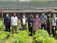Wabup Sudiyanto Dampingi Kunker Anggota Komisi IV DPR RI Dapil Kalbar